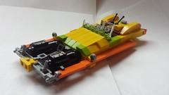 XJ6 Airspeeder (FirstInfantry) Tags: lego airspeeder starwars aotc xj6 coruscant