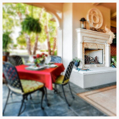 Monessen SB44SS Outdoor Wood Burning Fireplace, Chattanooga, Tn.