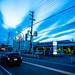 Just nightfall  ( Nagoya )