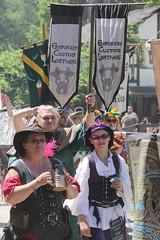 Renaissance Parade (Itinerant Wanderer) Tags: newyorkstate newyorkrenaissancefaire
