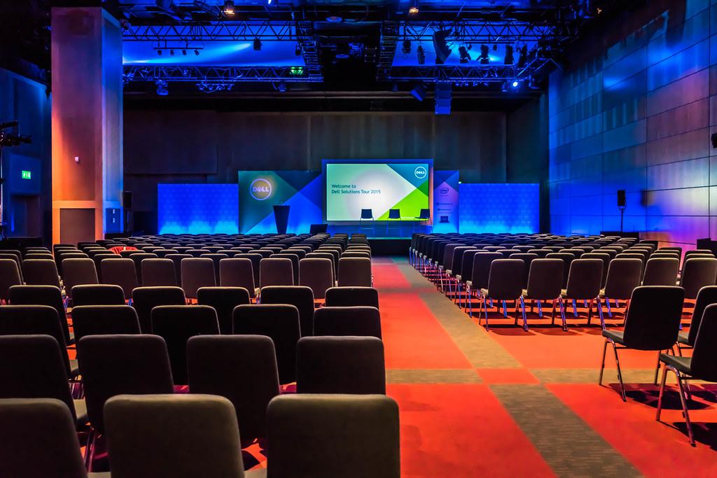 DELL SOLUTIONS TOUR 2015 [CONVENTION CENTRE DUBLIN] REF-107627