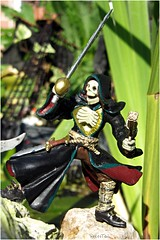 skull pirate (VintageReflection) Tags: from people man guy scale monster canon garden dead skeleton toy toys skull am pond play little tales action box outdoor zombie pirates ghost bad adventure plastic pirate figure undead jolly roger auf garten arrr papo spielzeug figur buccaneers pirata pirat buccaneer cursed swashbuckler skelett 2015 seeruber ahoi gartenteich lostillusion75 retrotwin totenkopfpirat