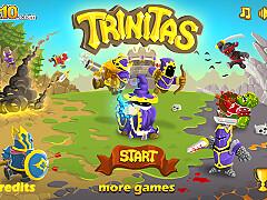 三英雄守城(Trinitas)