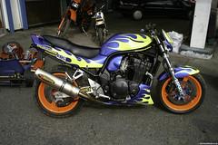 Gary Rothwell Suzuki GSF1200 Bandit (Betapix) Tags: liverpool gary suzuki tt rider isleofman stunt stunts gsxr rothwell iom scouser wheelies stuntrider stoppies garyrothwell