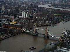 P1060090 (prettymuchglenn) Tags: london skyline towerbridge tiltshift thethames theshardview