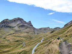 towards Bachalpsee (Conundrum37) Tags: switzerland first grindelwald berneseoberland bachalpsee