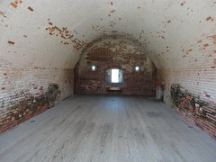 Fort Macon, North Carolina (Stabbur's Master) Tags: fort beaufortnc fortmacon casement coastaldefense beaufortnorthcarolina eastcoastfort