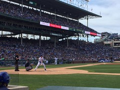 """Kyle Schwarber at the Plate • <a style=""""font-size:0.8em;"""" href=""""http://www.flickr.com/photos/109120354@N07/22467597285/"""" target=""""_blank"""">View on Flickr</a>"""