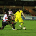 "Kingstonian 2 v 1 Dorchester Town FA Trophy 2 r replay 16-11-2015-0400 • <a style=""font-size:0.8em;"" href=""http://www.flickr.com/photos/134683636@N07/22476929793/"" target=""_blank"">View on Flickr</a>"