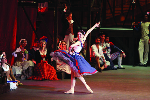 Bolshoi Ballet to return to the Royal Opera House in summer 2016