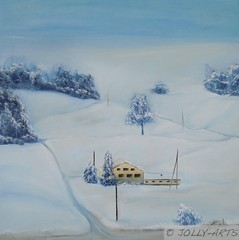 98 - Winter Landschaft