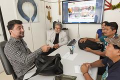 Secretrio Antnio Alves recebe novo coordenador do DSEI Yanomami (Secretaria Especial de Sade Indgena (Sesai)) Tags: braslia brasil novembro 2015 dsei secretrio yanomami antnioalves betoyanomami robsonmangueira biancacoelho davidkopenawa
