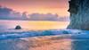 The light of sunset (* landscape photographer *) Tags: sunset sea italy seascape colors clouds nikon europe flickr tramonto nuvole mare natura sa sasi nikkor perla colori salvo lucania 2015 respiro scoglio tirreno martirreno golfodipolicastro nikond90 landscapephotographer marinadimaratea salvyitaly