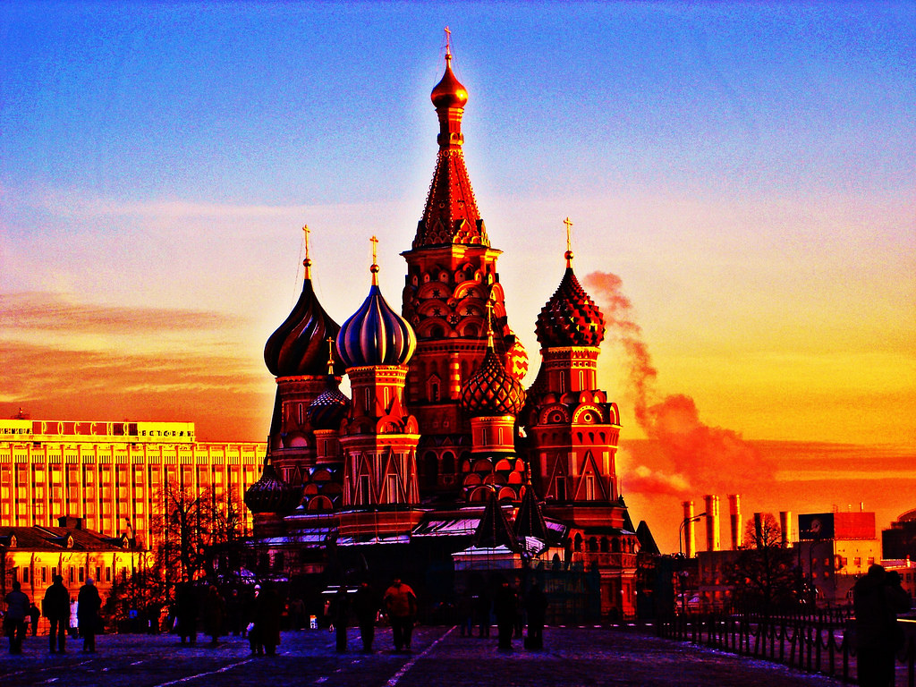 St.-Basil's-Cathedral