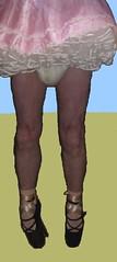 ballet sissy (speakingup) Tags: diapers balletheels