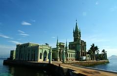 Entrada da Ilha Fiscal (Rodrigo Jordy) Tags: brazil arquitetura brasil riodejaneiro architecture rj cidademaravilhosa minolta maxxum7d urbano konicaminolta ilhafiscal minoltamaxxum7d minolta7d