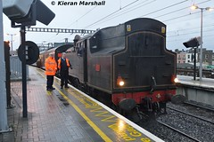 Number 4 at Connolly, 5/12/15 (hurricanemk1c) Tags: dublin irish train 4 rail railway trains railways irishrail 264 2015 number4 connolly iarnród santaspecial éireann rpsi iarnródéireann wtclass railwaypreservationsocietyofireland 1519pearseconnolly 1427greystonespearse