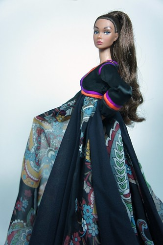 Gucci Evening Gown inspire by Miss Universe 2007 Riyo Mori of Japan ...
