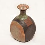 "<b>Bottle</b><br/> Marguerite Wildenhain, 1960s<a href=""http://farm1.static.flickr.com/744/23529097691_b552d087a0_o.jpg"" title=""High res"">∝</a>"