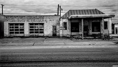 _MG_0575 (Scott Sanford) Tags: travel building abandoned architecture canon eos texas roadtrip gasstation ghosttown 6d texashistory canonef24105mmf4lisusm topazlabs