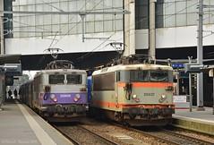 25650 & 25637 (- Oliver -) Tags: voyage en train bretagne rrr beton sncf ter bb25500 bb25600 bb25650 bb25637