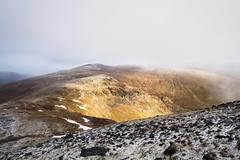 Temporary Sunshine (MarcProudfoot) Tags: scotland munros glenlyon