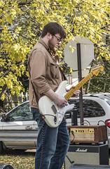 Musician (will139) Tags: musician guitarplayer band irvingtonhalloweenfestival halloween festivals events mar marshallamps fender indianapolisindiana fenderstratocaster guitar music