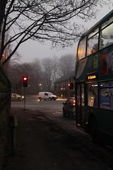 Cromptons Lane (Towner Images) Tags: liverpool towner road bus 75 city urban junction light vehicle van traffic townerimages merseyside winter