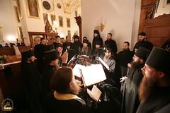 011. Nativity of the Lord at Lavra / Рождество Христово в Лавре 07.01.2017