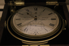 Marine Chronometer- Arnold & Dent, No. 1131 (Fire At Will [Photography]) Tags: fire will photography fw 2016 photo marine chronometer arnold dent historic national air space museum smithsonian institute history washington dc