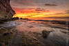Punta Parda (Carlos J. Teruel) Tags: rock mar nikonafsnikkor1835mmf3545ged murcia inverso filtros 1835 red sea marinas rocas nikon1835 cielo amanecer xaviersam nubes cloud carlosjteruel mediterraneo gnd d800e nikon photography sunrise landscape