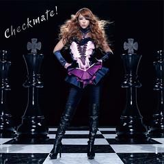 Checkmate! (CD+DVD) (Namie Amuro Live ♫) Tags: namie amuro 安室奈美恵 itunescover checkmate bestalbum cddvd dvdcover