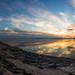 Spectacular Sunday Salton Sea Sunset