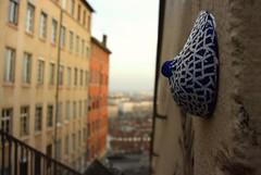 Intra Larue 881 (intra.larue) Tags: intra urbain urban art moulage sein pecho moulding breast teta seno brust formen téton street arte urbano pit lyon
