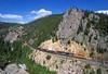 Tunnel 27 (Moffat Road) Tags: unionpacific up coaltrain dpus dpu ge ac4400cw tunnel27 tunnel pinecliffe cliff colorado train railroad locomotive co
