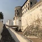 Harbour at Elmina castle