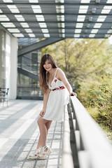 DSC_5263 (錢龍) Tags: 陳葳 d700 美術館 nikon 外拍 美胸 beauty girl sexy