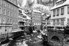 Monschau V (thanks for visiting my page) Tags: snow landscape bw hogevenen oostkarton bertmeijers bmeijers canon 550d1022mm monschau germany deutschland belgium belgique