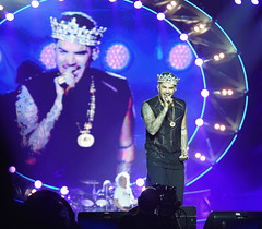 Img552120nx2 (veryamateurish) Tags: singapore grandprix f1 concert padang queen music pop rock
