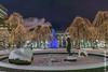 Rice Park Frozen Fountain (lpvisuals.com) Tags: 2016 28mmf2 a7 a7ii mississippi city colors fe freshsnow fullframe lightrail longexposure minnesota saintpaul seasons skyline snow sony stpaul streets twincities urban usa winter