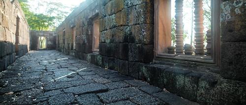 Phanom Rung corridor