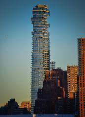 Weird Tower in Manhattan New York NY (mbell1975) Tags: jerseycity newjersey unitedstates us weird tower manhattan new york ny newyork nyc usa america american