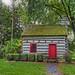 James Buchanan birth cabin