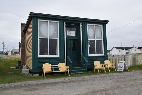 Neil's Yard Cafe, Bonavista, Newfoundland