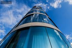 Glasfassade (ab-planepictures) Tags: bonn nrw deutschland germany city stadt architektur architectur