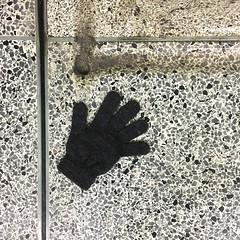 The Missing Glove Epidemic #1 (January 2017 Edition) (designwallah) Tags: canada iphone6sbackcamera415mmf22 ontario toronto missingglove 331 dundasstreetwest