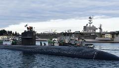 170127-N-SH284-104 (U.S. Pacific Fleet) Tags: ussolympia submarine npasenw navalbasekitsap navalbasekitsapbremerton alabama unitedstates us