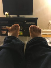 IMG_4721 (_bagent1) Tags: myfeet boyfeet chubbyfeet barefeet bearfeet thickfeet chubbytoes chubby chubbysoles soles slides sandals tops toes