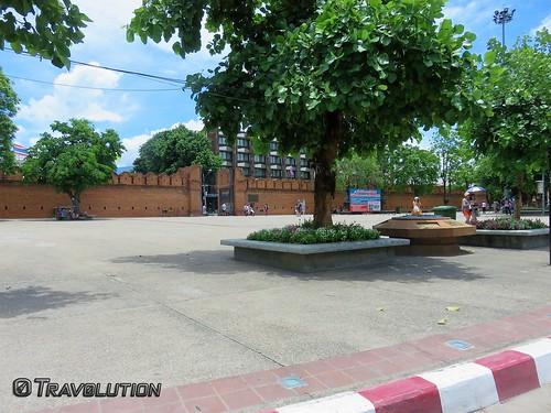 Tha Mae Gate, Chiang Mai