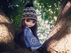 Lady Camellia Blythe Doll